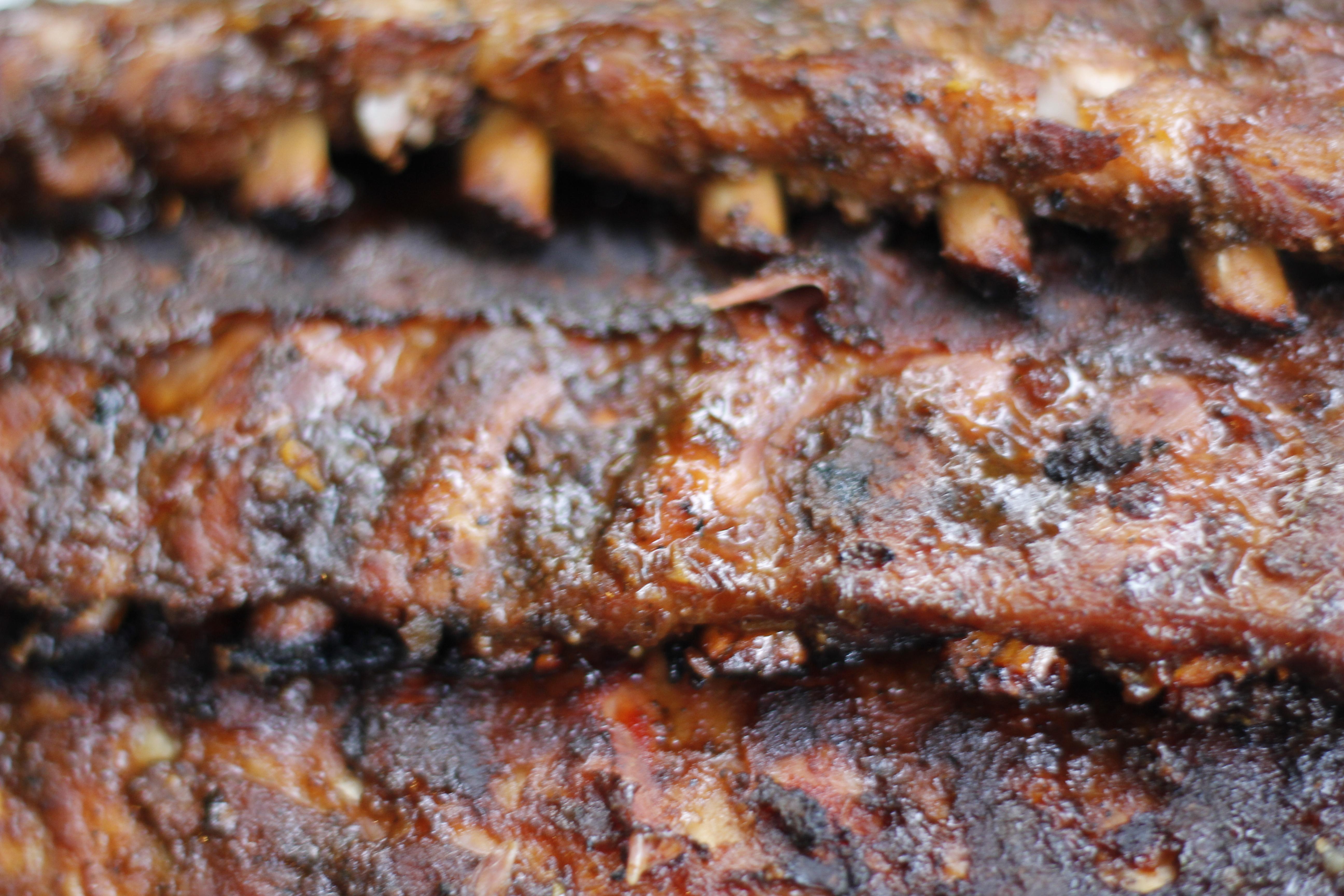 Cedar Smoked Pork Ribs | biggreenasianegg 大绿蛋