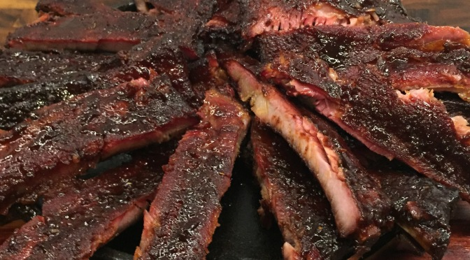 3-2-1 Competition Worthy Pork Ribs