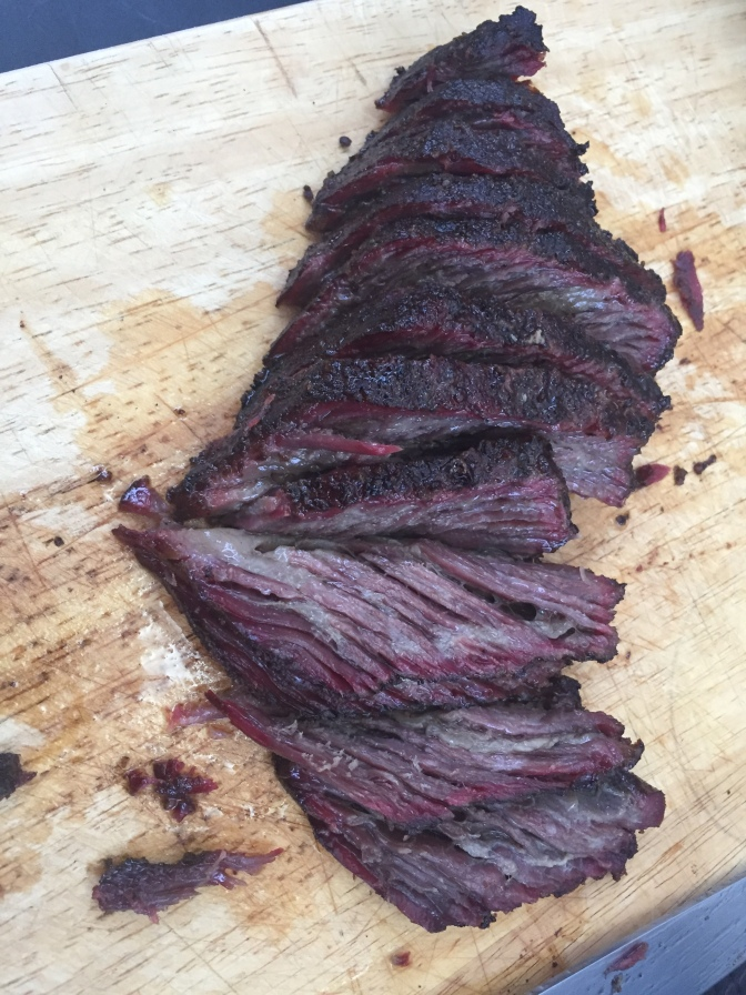 9 Hour Cherry Smoked Beef Short Ribs
